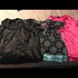 Size 18/20 Lane Bryant Blouses